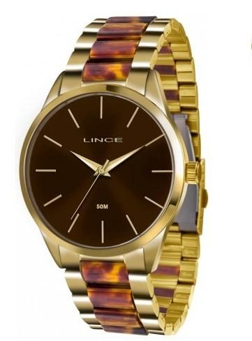 Relógio Lince Feminino - LRT4381L N1NK  - Dumont Online - Joias e Relógios
