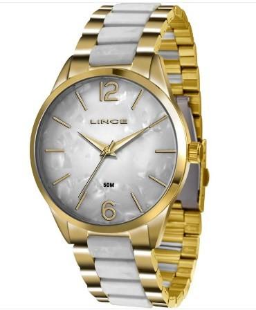 Relógio Lince Feminino - LRT4382L B2BK  - Dumont Online - Joias e Relógios
