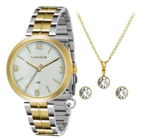 Relógio Lince Feminino - LRT4458L  - Dumont Online - Joias e Relógios