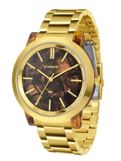 Relógio Lince Feminino - LRT612P  - Dumont Online - Joias e Relógios
