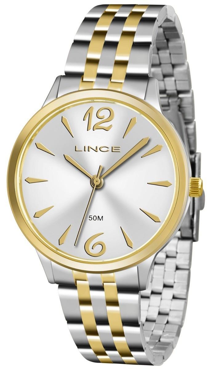 Relógio Lince Feminino - LRTH047L S2SK  - Dumont Online - Joias e Relógios