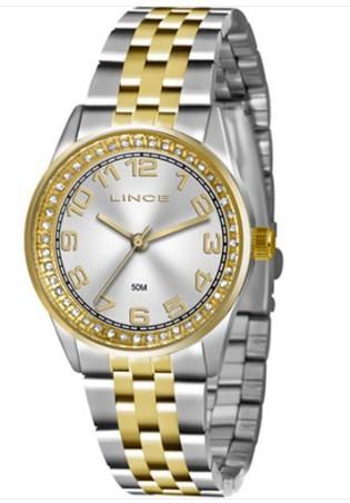 Relógio Lince Feminino - LRTJ058L  - Dumont Online - Joias e Relógios