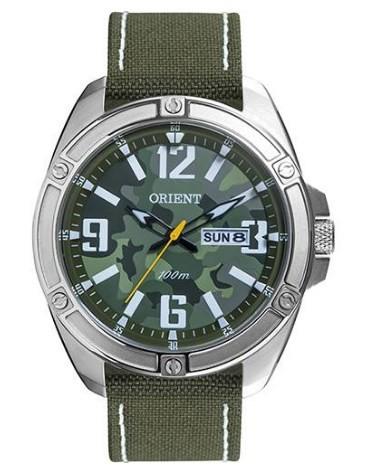 Relógio Orient Masculino - MBSC2009 E2EX  - Dumont Online - Joias e Relógios