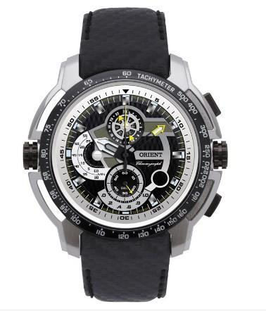 Relógio Orient Masculino - MBSCC020 P1PX  - Dumont Online - Joias e Relógios