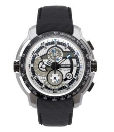 Relógio Orient Masculino - MBSCC020 S1PX  - Dumont Online - Joias e Relógios