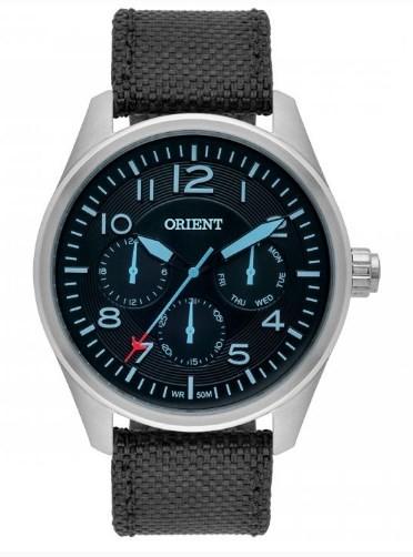 Relógio Orient Masculino - MBSNM002 PAPX  - Dumont Online - Joias e Relógios