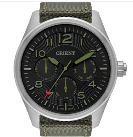 Relógio Orient Masculino - MBSNM002 PEEX  - Dumont Online - Joias e Relógios