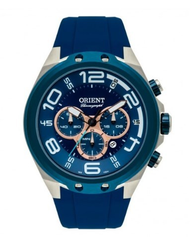 Relógio Orient Masculino - MBSPC036 D2DX  - Dumont Online - Joias e Relógios