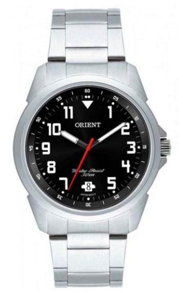 Relógio Orient Masculino - MBSS1154A P2SX  - Dumont Online - Joias e Relógios