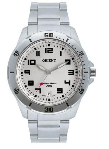Relógio Orient Masculino - MBSS1155A S2SX  - Dumont Online - Joias e Relógios