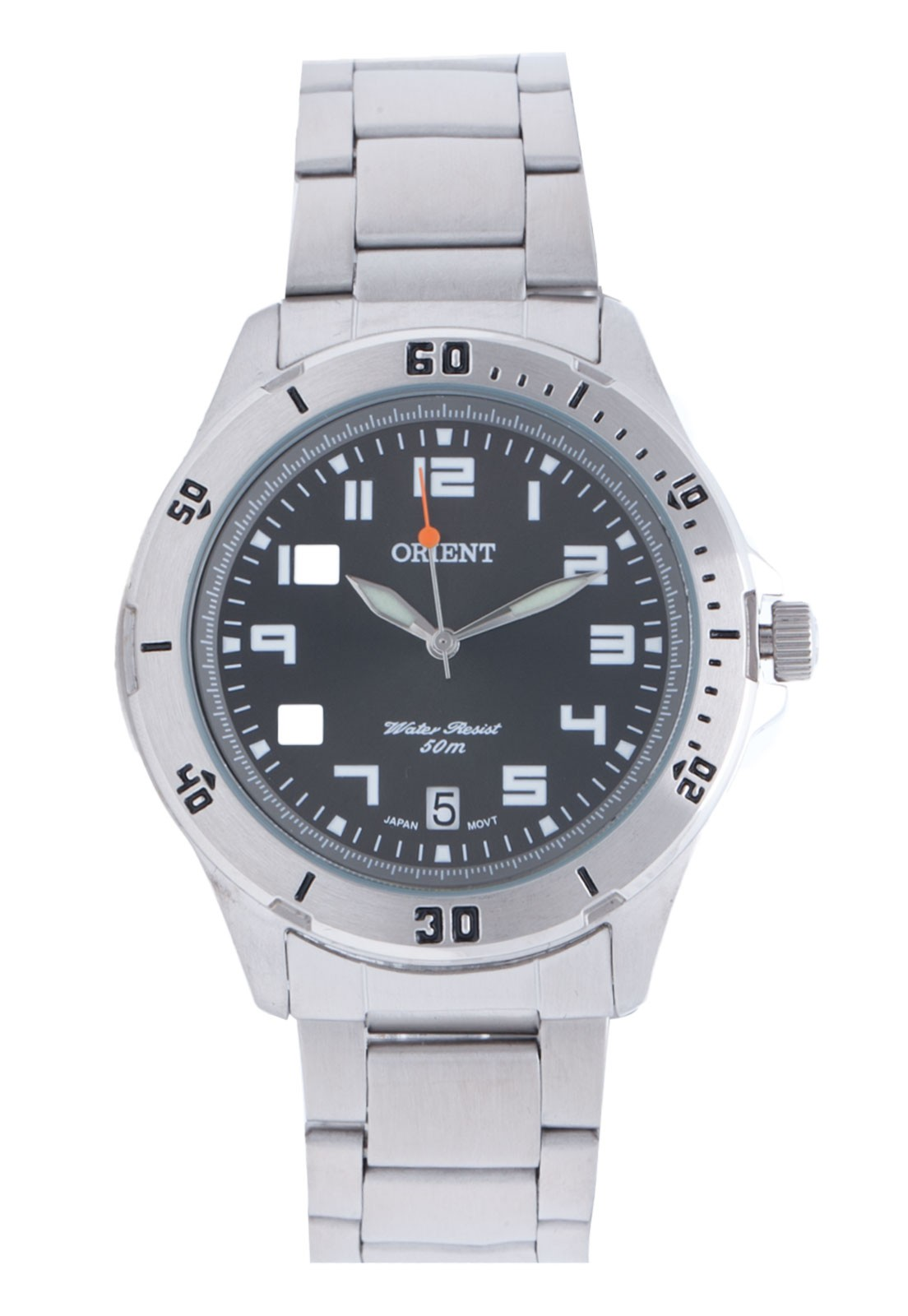Relógio Orient Masculino - MBSS1155A G2SX  - Dumont Online - Joias e Relógios