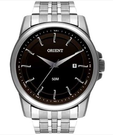 Relógio Orient Masculino - MBSS1158 M1SX  - Dumont Online - Joias e Relógios