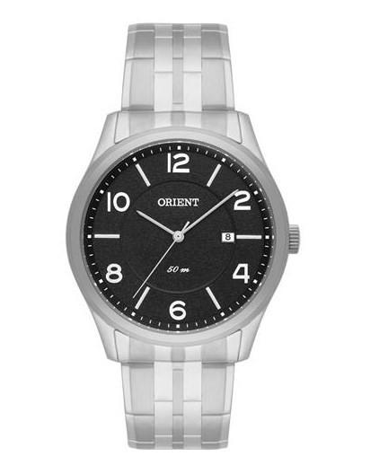 Relógio Orient Masculino - MBSS1258 P2SX  - Dumont Online - Joias e Relógios