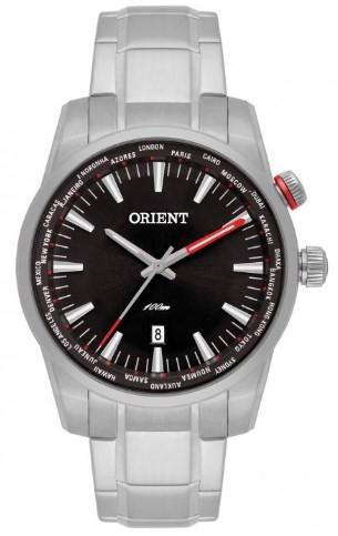 Relógio Orient Masculino - MBSS1266 P1SX  - Dumont Online - Joias e Relógios