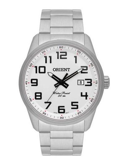 Relógio Orient Masculino - MBSS1271 S2SX  - Dumont Online - Joias e Relógios