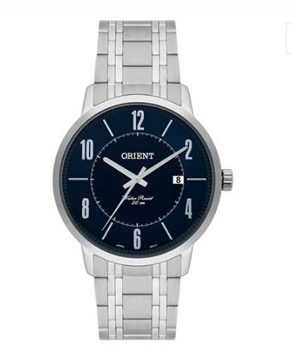 Relógio Orient Masculino - MBSS1273 D2SX  - Dumont Online - Joias e Relógios