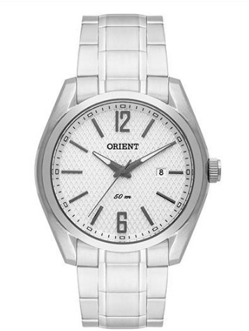 Relógio Orient Masculino - MBSS1280 S2SX  - Dumont Online - Joias e Relógios