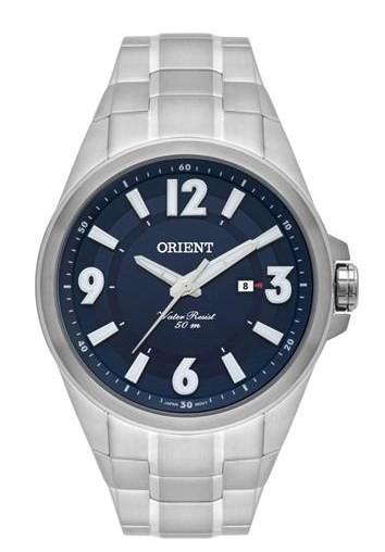 Relógio Orient Masculino - MBSS1283 D2SX  - Dumont Online - Joias e Relógios