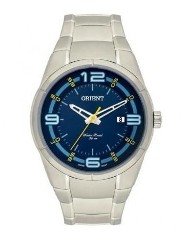 Relógio Orient Masculino - MBSS1284 D2SX  - Dumont Online - Joias e Relógios