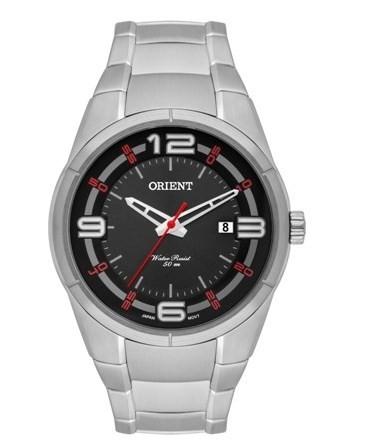 Relógio Orient Masculino - MBSS1284 P2SX  - Dumont Online - Joias e Relógios