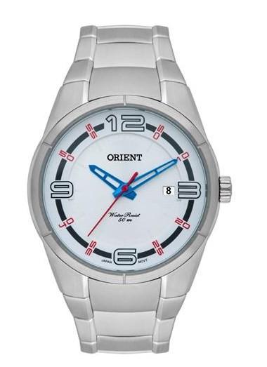 Relógio Orient Masculino - MBSS1284 S2SX  - Dumont Online - Joias e Relógios