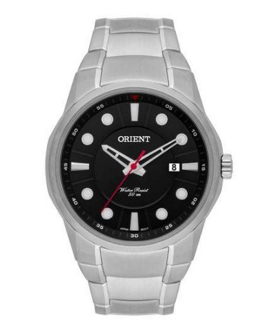 Relógio Orient Masculino - MBSS1286 P1SX  - Dumont Online - Joias e Relógios
