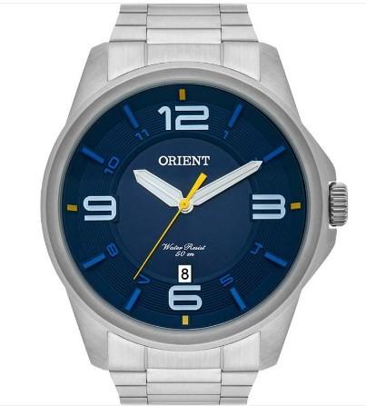 Relógio Orient Masculino - MBSS1288 D2SX  - Dumont Online - Joias e Relógios