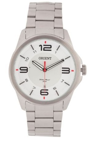 Relógio Orient Masculino - MBSS1288 S2SX  - Dumont Online - Joias e Relógios