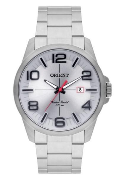 Relógio Orient Masculino - MBSS1289 G2SX  - Dumont Online - Joias e Relógios
