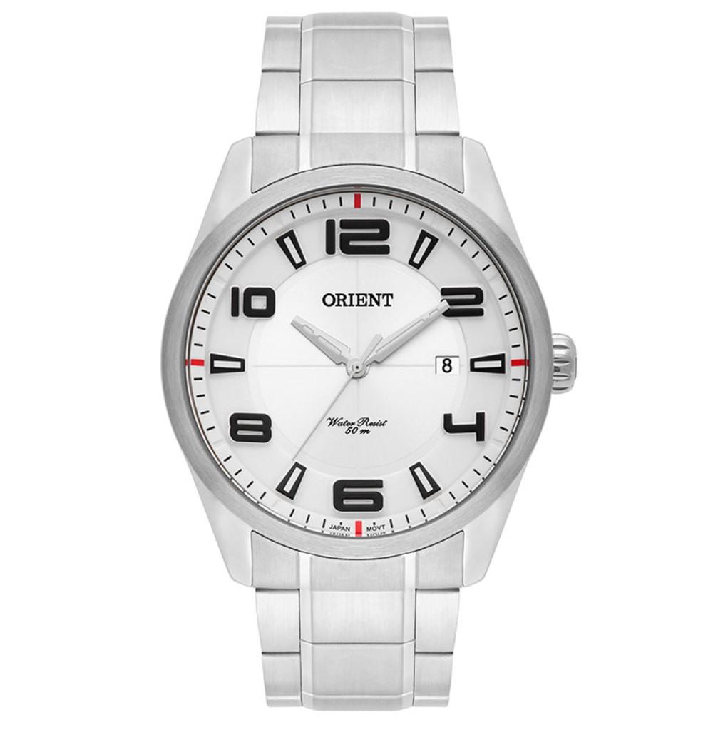 Relógio Orient Masculino - MBSS1297  - Dumont Online - Joias e Relógios