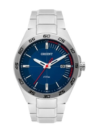Relógio Orient Masculino - MBSS1299  - Dumont Online - Joias e Relógios