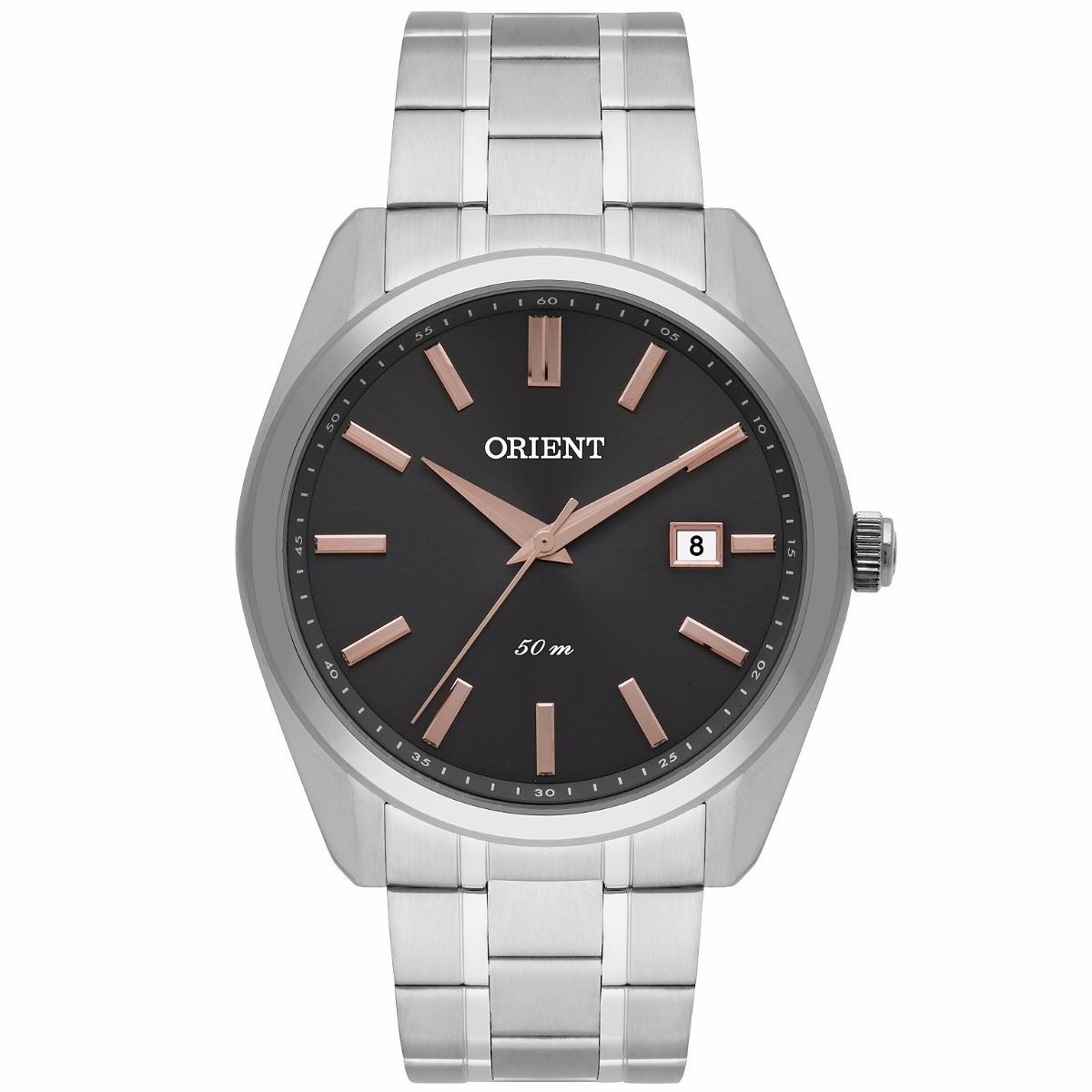 Relógio Orient Masculino - Mbss1322 G1SX  - Dumont Online - Joias e Relógios