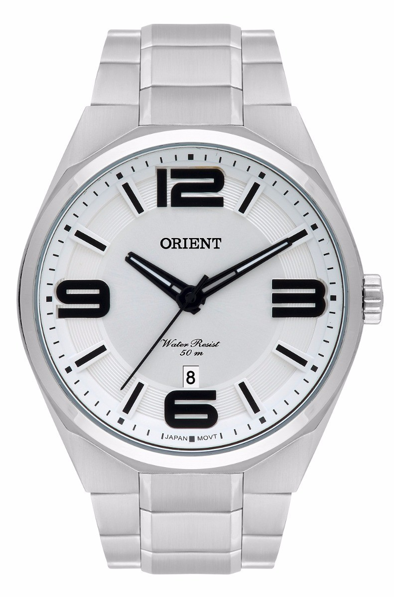 Relógio Orient Masculino - MBSS1326 S2SX  - Dumont Online - Joias e Relógios