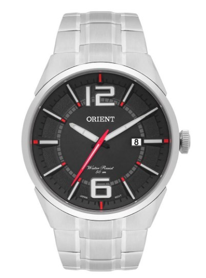 Relógio Orient Masculino - MBSS1327 G2SX  - Dumont Online - Joias e Relógios