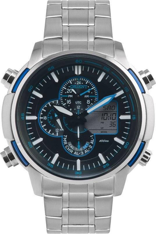 Relógio Orient Masculino - MBSSA045 PDSX  - Dumont Online - Joias e Relógios