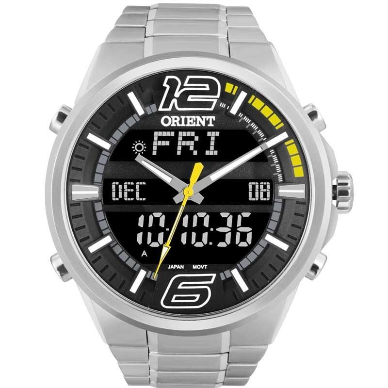 Relógio Orient Masculino - MBSSA047 PYSX  - Dumont Online - Joias e Relógios