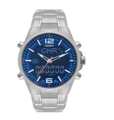 Relógio Orient Masculino - MBSSA048  - Dumont Online - Joias e Relógios