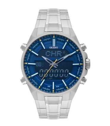 Relógio Orient Masculino - MBSSA049  - Dumont Online - Joias e Relógios