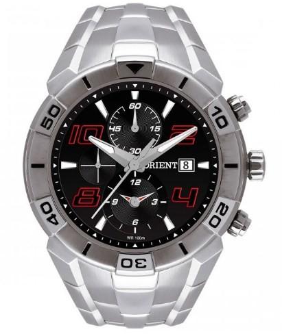 Relógio Orient Masculino - MBSSC058  - Dumont Online - Joias e Relógios