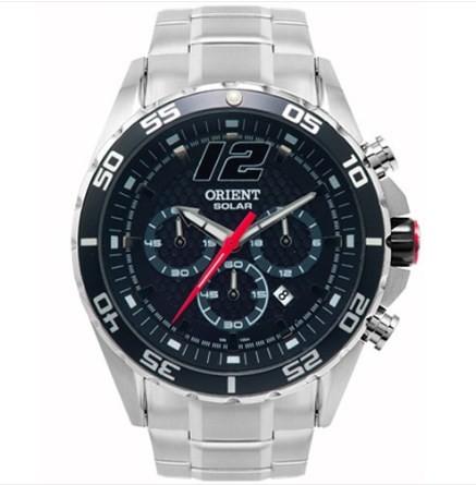 Relógio Orient Masculino - MBSSC094  - Dumont Online - Joias e Relógios