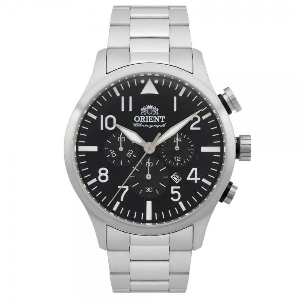 Relógio Orient Masculino - MBSSC119 P2SX  - Dumont Online - Joias e Relógios