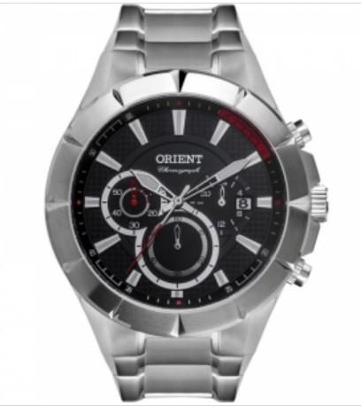 Relógio Orient Masculino - MBSSC139 PVSX  - Dumont Online - Joias e Relógios