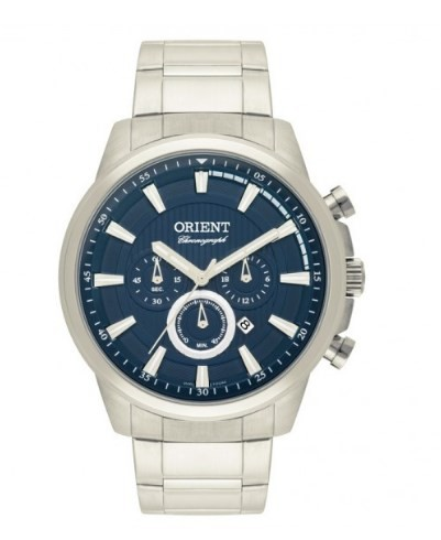Relógio Orient Masculino - MBSSC156 D1SX  - Dumont Online - Joias e Relógios