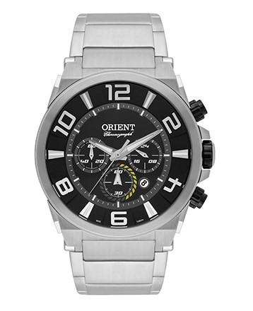 Relógio Orient Masculino - MBSSC158  - Dumont Online - Joias e Relógios
