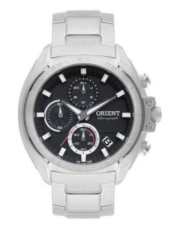 Relógio Orient Masculino - MBSSC175  - Dumont Online - Joias e Relógios