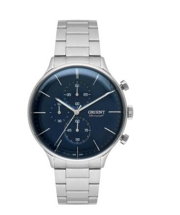 Relógio Orient Masculino - MBSSC177  - Dumont Online - Joias e Relógios