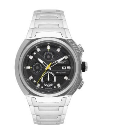 Relógio Orient Masculino - MBSSC183  - Dumont Online - Joias e Relógios