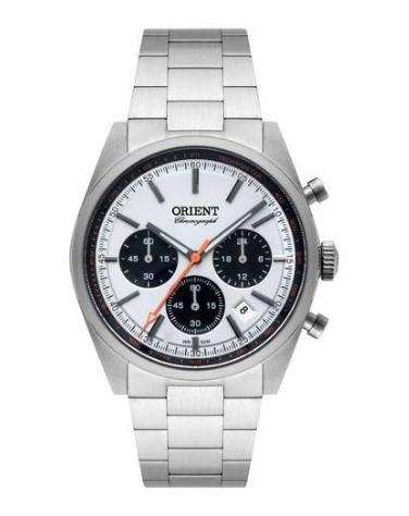 Relógio Orient Masculino - MBSSC187 S1SX  - Dumont Online - Joias e Relógios
