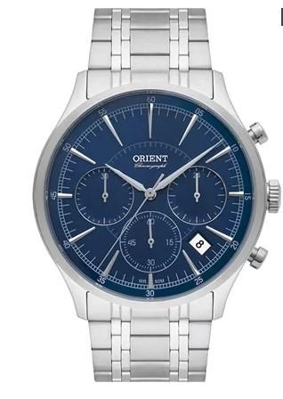 Relógio Orient Masculino - MBSSC188 D1SX  - Dumont Online - Joias e Relógios