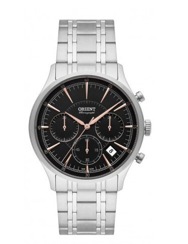 Relógio Orient Masculino - MBSSC188 G1SX  - Dumont Online - Joias e Relógios